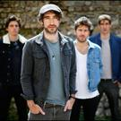 Firm friends: Danny O'Reilly and The Coronas