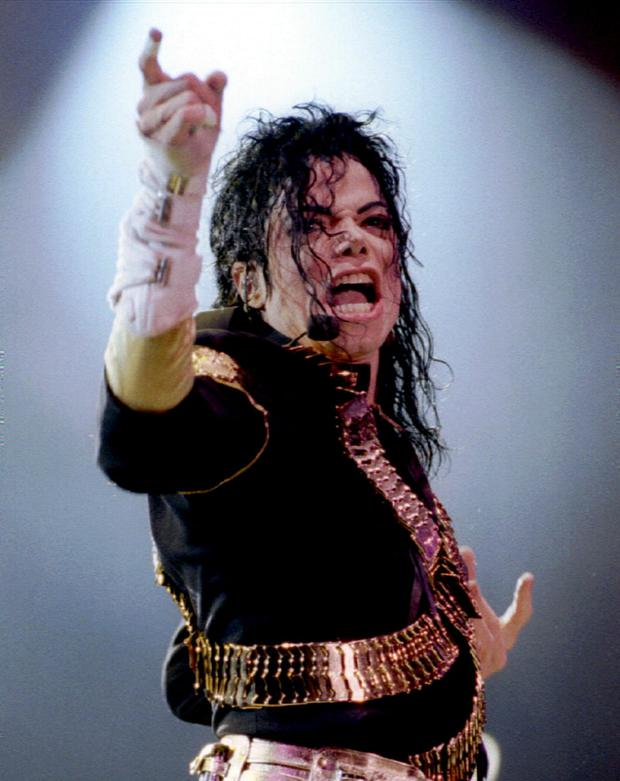 Superstar sibling Michael who died in 2009