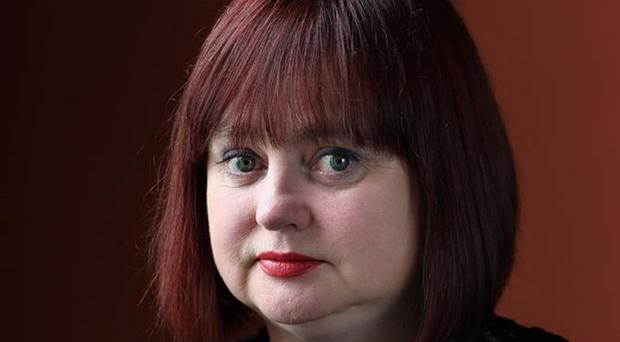 June Caldwell recalls going 'quietly mad' in a Belfast house