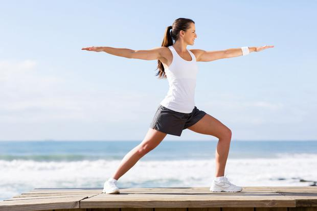 Work out: exercise programmes are always beneficial