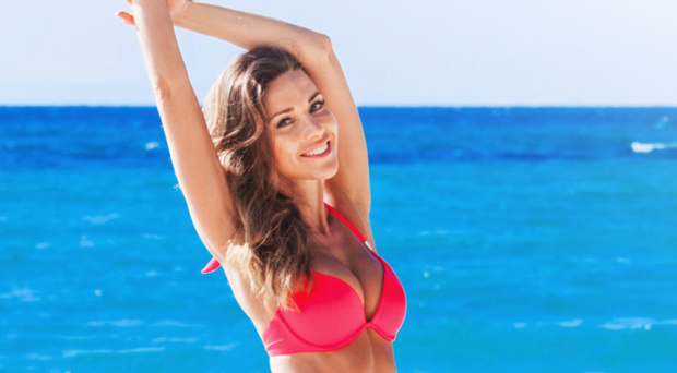 Get energised: we can all look and feel good this summer by following a few simple routines
