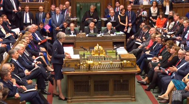 Sinn Fein MPs refuse to take oath to Queen that's required to sit in the House of Commons
