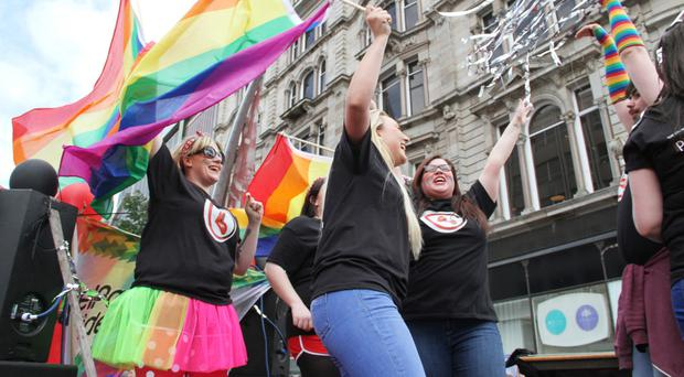 Changed days: same-sex marriage is a divisive subject for Churches
