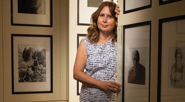 New start: Alexandra Shulman is looking forward to the next challenge after Vogue