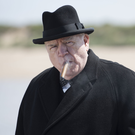 Brian Cox as Winston Churchill