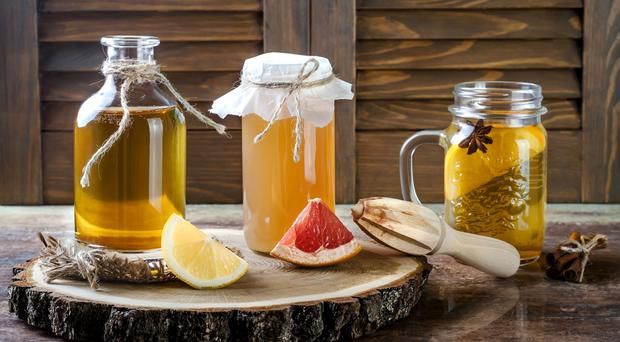 Dividing opinion: kombucha is not everyone's cup, or jar, of tea