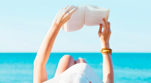 Time out: holidays are the perfect opportunity to catch up on books