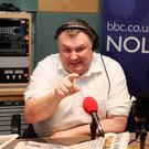 BBC presenter Stephen Nolan