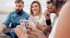 Suits you: there are packs of cards available to help prompt life decisions