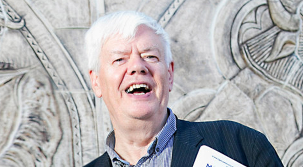 Moving tale: Bernard MacLaverty with his new novel, Midwinter Break