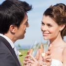 Good taste: a good selection of wines will keep your wedding guests happy