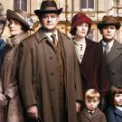 Class act: Downton Abbey is an example of multi-generational living