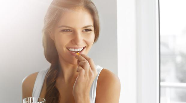 Looking good: taking nutrients can really help your skin