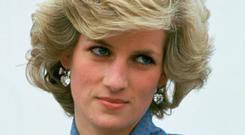 Genuine warmth: Diana, Princess of Wales was an inspiration to many in Northern Ireland