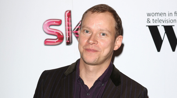 Opening up: Robert Webb