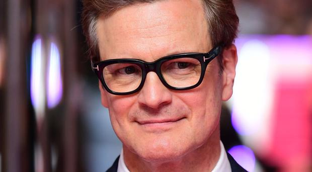 Suits you: Colin Firth