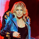 Straight shooting: Fergie is frank about her eventful life