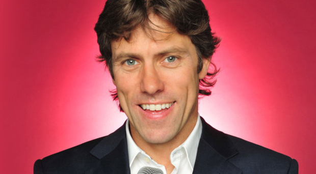 Grand tour: John Bishop is back on the road