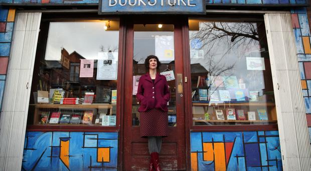 Sinéad Morrissey, winner of the TS Eliot poetry prize