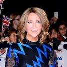 Victoria Derbyshire on the red carpet