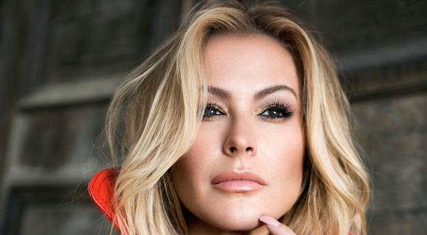 Changing times: Anastacia has just released her seventh album