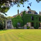 Fine grandeur: Farringford estate on the Isle of Wight