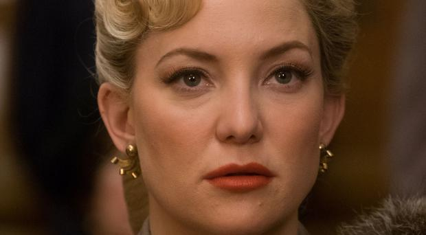 Challenging role: Kate Hudson as Eleanor Strubing