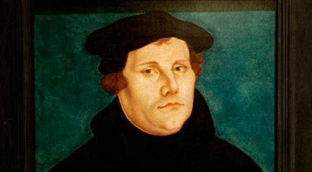 Question of faith: a portrait of Martin Luther