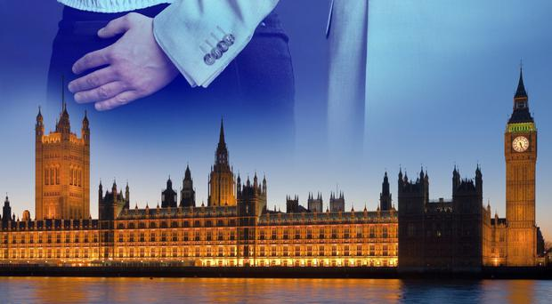 Seedy underbelly: Westminster is at the centre of string of sex abuse allegations