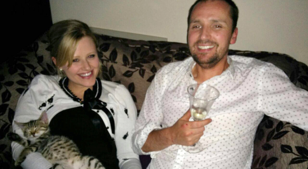 Lauren McCaughtry spends special moments together with partner Matthew Thompson