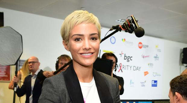 Skincare: Frankie Bridge