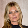 Model behaviour: Kate Moss dunks her face in icy water as part of her beauty regime