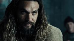 Disjointed: Jason Momoa as Aquaman