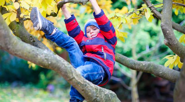 Safety first: it's natural for parents to want to protect their children, but it could actually be harmful to be overbearing in doing so