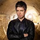 Flying high: Noel Gallagher
