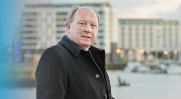 TUV Leader Jim Allister in Belfast