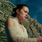 Raw power: Daisy Ridley as Rey
