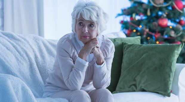 Holiday blues: Christmas can be a tense time of year
