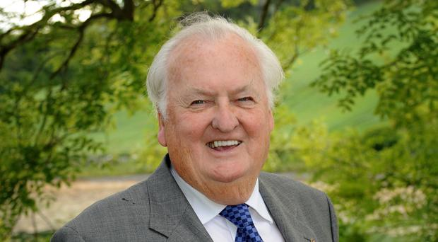 Northern Ireland hotelier Sir William Hastings