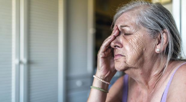 Early indicators: dementia can cause a wide range of changes