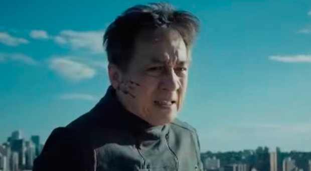 Action man: Jackie Chan in Bleeding Steel