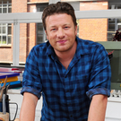 Inventive ideas: celebrity chef Jamie Oliver