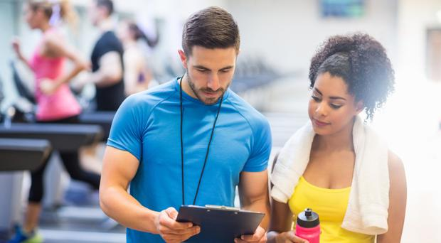 Small print: when joining a gym make sure you are aware of the terms