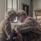 Beyond doubt: Kristin Scott Thomas as Clementine Churchill and Gary Oldman as Winston Churchill in Darkest Hour