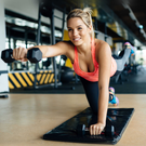 High intensity: physical workouts with an instructor are gruelling, but they're growing in popularity