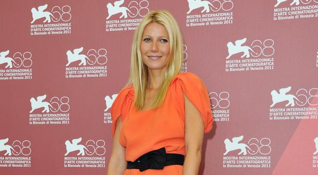Famous faces: Gwyneth Paltrow