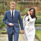 Style queen: Meghan Markle with Prince Harry