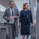 True tale: Tom Hanks and Meryl Streep star in The Post