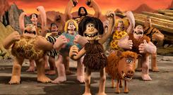 Own goal: Early Man fails to match heights of earlier Aardman films