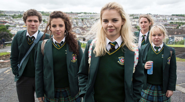 'Stall the ball!' - Derry Girls has become Northern Ireland's biggest series ever